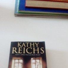 Libros de segunda mano: C-15OG18 LIBRO EN INGLES KATHY REICHS DEADLY DECISIONS . Lote 125155275
