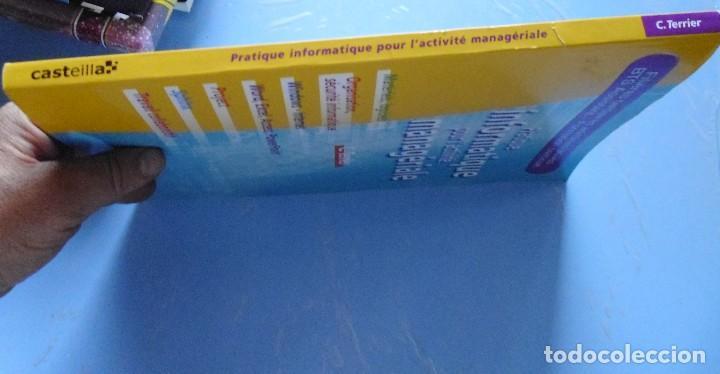Libros de segunda mano: LIBRO EN FRANCES:DE PRACTICAR INFORMÁTICA : PRACTIQUE INFRMATIQUE POUR L´ACTIVITÉ MANAGÉ Nº 90 - Foto 3 - 125171987