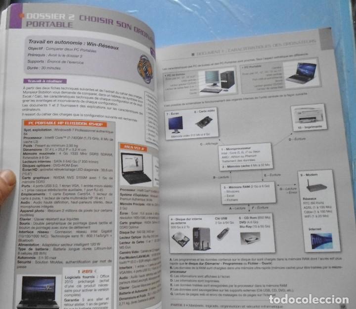 Libros de segunda mano: LIBRO EN FRANCES:DE PRACTICAR INFORMÁTICA : PRACTIQUE INFRMATIQUE POUR L´ACTIVITÉ MANAGÉ Nº 90 - Foto 6 - 125171987