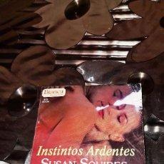 Libros de segunda mano: BIANCA - INSTINTOS ARDENTES - NOVELA DE AMOR - EN LENGUA PORTUGUESA. Lote 125223515