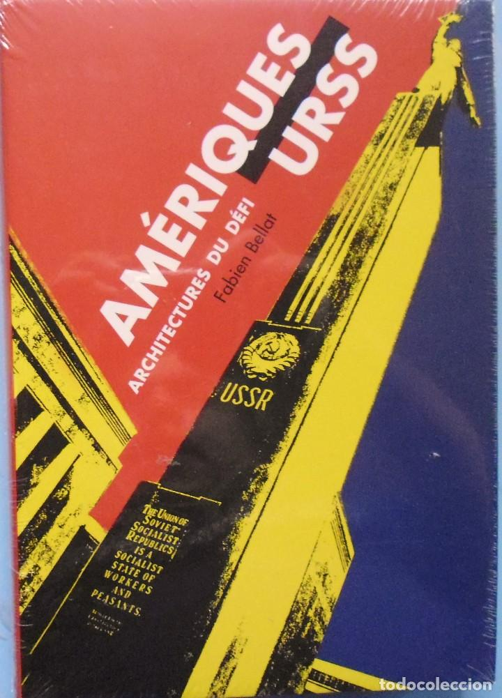 LIBRO EN FRANCES: AMÉRIQUES ARCHITECTURES DU DÉFI URSS FABIEN BELLAT Nº69 (Libros de Segunda Mano - Otros Idiomas)