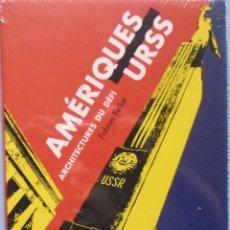 Libros de segunda mano: LIBRO EN FRANCES: AMÉRIQUES ARCHITECTURES DU DÉFI URSS FABIEN BELLAT Nº69. Lote 125241871