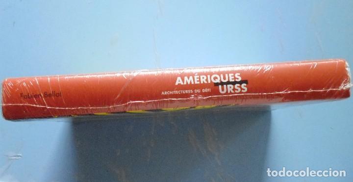 Libros de segunda mano: LIBRO EN FRANCES: AMÉRIQUES ARCHITECTURES DU DÉFI URSS FABIEN BELLAT Nº69 - Foto 4 - 125241871