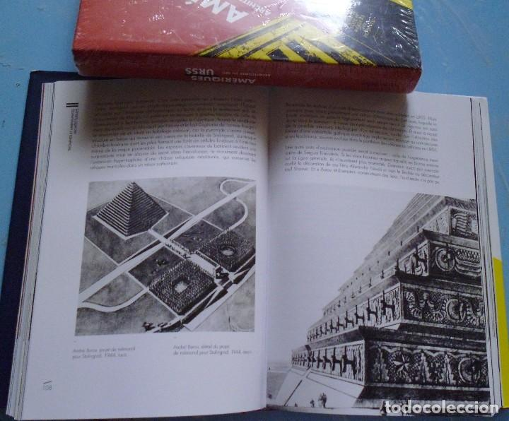 Libros de segunda mano: LIBRO EN FRANCES: AMÉRIQUES ARCHITECTURES DU DÉFI URSS FABIEN BELLAT Nº69 - Foto 6 - 125241871