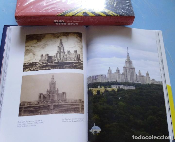 Libros de segunda mano: LIBRO EN FRANCES: AMÉRIQUES ARCHITECTURES DU DÉFI URSS FABIEN BELLAT Nº69 - Foto 7 - 125241871