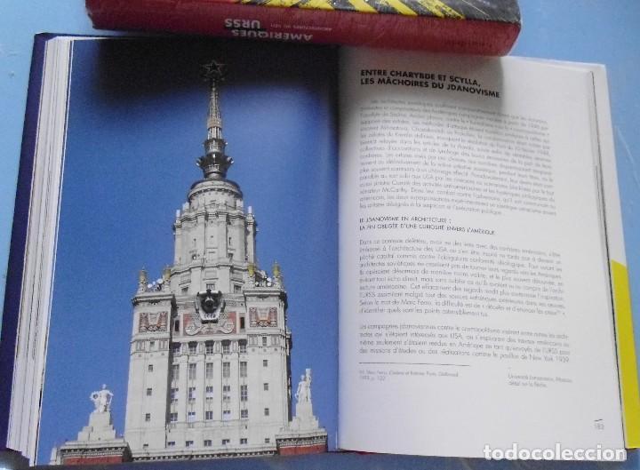 Libros de segunda mano: LIBRO EN FRANCES: AMÉRIQUES ARCHITECTURES DU DÉFI URSS FABIEN BELLAT Nº69 - Foto 9 - 125241871
