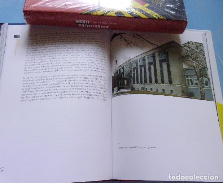 Libros de segunda mano: LIBRO EN FRANCES: AMÉRIQUES ARCHITECTURES DU DÉFI URSS FABIEN BELLAT Nº69 - Foto 10 - 125241871