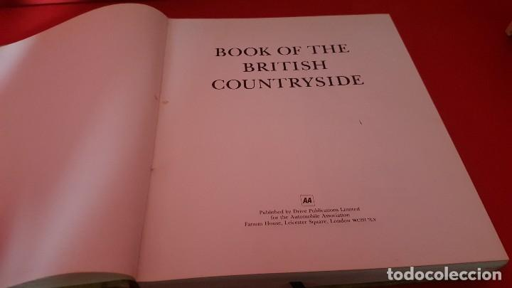 Libros de segunda mano: BOOK OF THE BRITISH COUNTRYSIDE. EN INGLÉS. - Foto 2 - 125280219