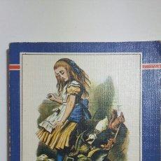 Libros de segunda mano: ALICIA NO PAÍS DAS MARAVILLAS. LEWIS CARROLL. 1985. Lote 125293647
