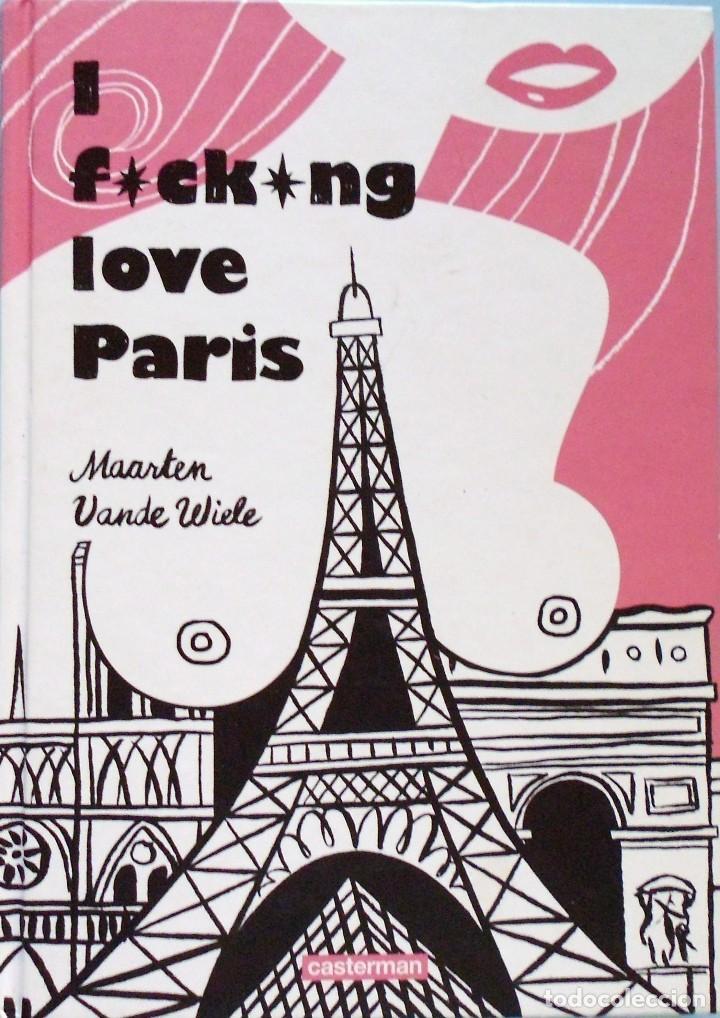 LIBRO EN FRANCES; L F CK NG LOVE MAARTE VANDE WIELE PARIS Nº106 (Libros de Segunda Mano - Otros Idiomas)