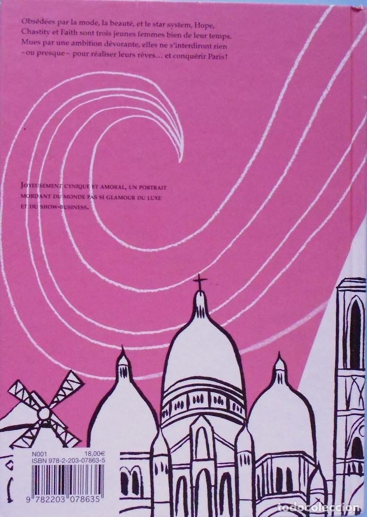 Libros de segunda mano: LIBRO EN FRANCES; L F CK NG LOVE MAARTE VANDE WIELE PARIS Nº106 - Foto 2 - 125916047