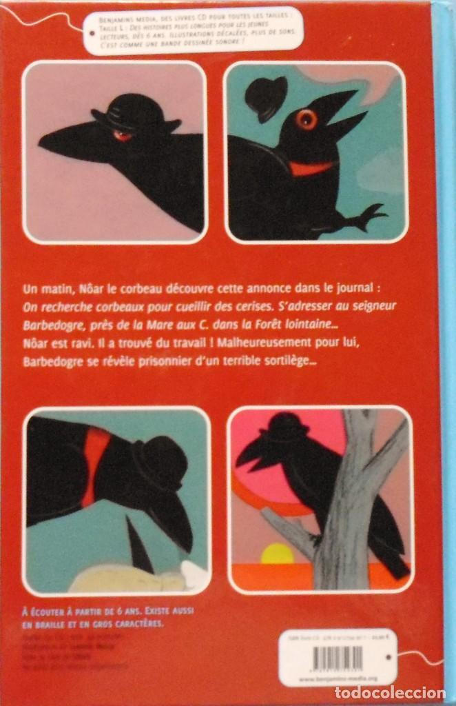 Libros de segunda mano: LIBRO EN FRANCES; NÒAR LE CORBEAU LIVRE CD Nº111 - Foto 2 - 125918091