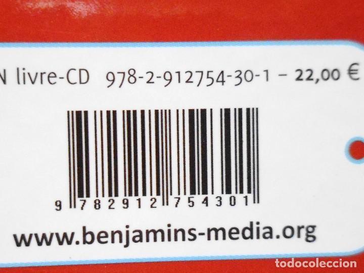Libros de segunda mano: LIBRO EN FRANCES; NÒAR LE CORBEAU LIVRE CD Nº111 - Foto 4 - 125918091