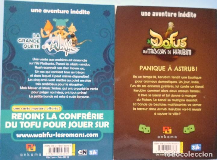Libros de segunda mano: LIBRO EN FRANCES; 2 LIBROS JUVENILES WAKFU DOFUS MIRA LAS FOTOS Nº112 - Foto 2 - 125918643