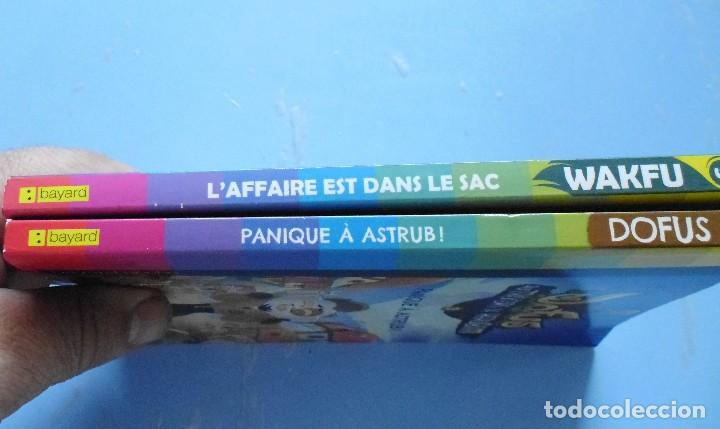Libros de segunda mano: LIBRO EN FRANCES; 2 LIBROS JUVENILES WAKFU DOFUS MIRA LAS FOTOS Nº112 - Foto 3 - 125918643
