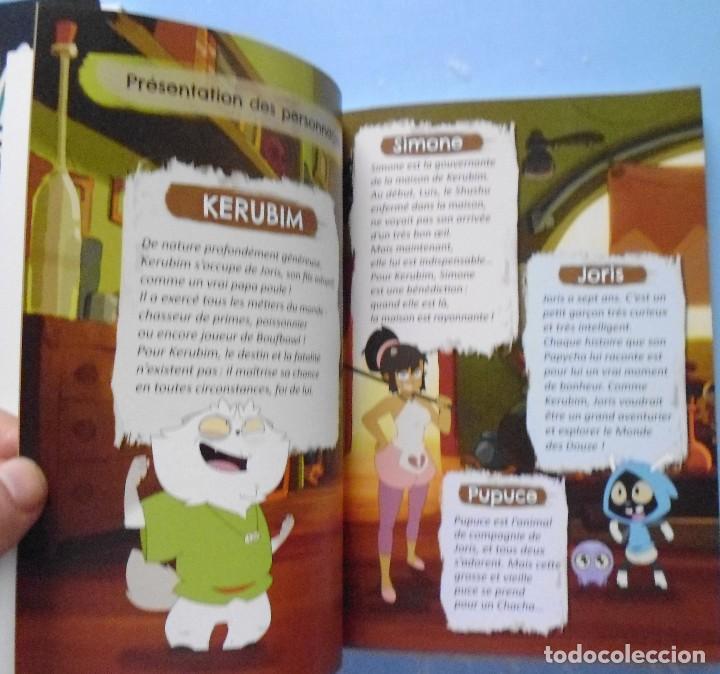 Libros de segunda mano: LIBRO EN FRANCES; 2 LIBROS JUVENILES WAKFU DOFUS MIRA LAS FOTOS Nº112 - Foto 9 - 125918643