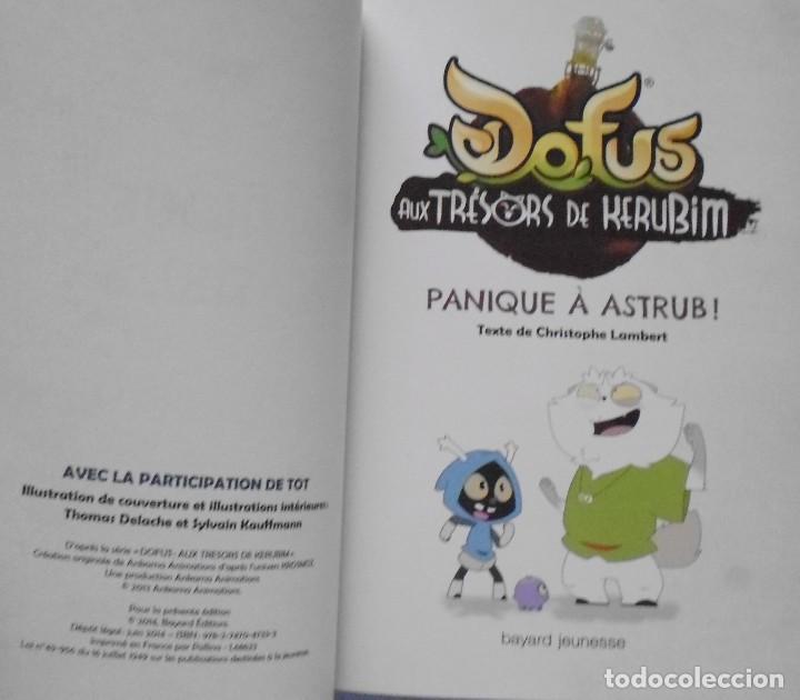 Libros de segunda mano: LIBRO EN FRANCES; 2 LIBROS JUVENILES WAKFU DOFUS MIRA LAS FOTOS Nº112 - Foto 10 - 125918643