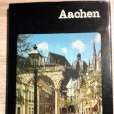 Libros de segunda mano: AACHEN. DEUTSCHE LANDE - DEUTSCHE KUNST LIBRO EN ALEMÁN ** ERICH.AUFNAHMEN VON MICHAEL JEITER STE. Lote 126248231