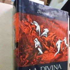 Libros de segunda mano: LA DIVINA COMEDIA ILUSTRATA DA GUSTAVO DORÉ. ALIGHIERI, DANTE. ED. EUROPEAN BOOK. MILANO 1993. Lote 126345839