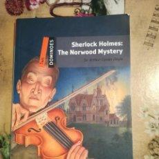 Libros de segunda mano: SHERLOCK HOLMES: THE NORWOOD MYSTERY - SIR ARTHUR CONAN DOYLE - EN INGLÉS. Lote 126371527