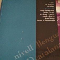 Libros de segunda mano: NIVELL D . LLENGUA CATALANA CASTELLNOU. Lote 128096054