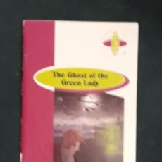 Libros de segunda mano: THE GHOST OF THE GREEN LADY BY CAROLINE STEVENS - BURLINGTON BOOKS 9789963478316. Lote 128836091