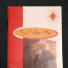 Libros de segunda mano: THE ELEPHANT MAN BY ARTHUR TAYLOR 1º BACHILLERATO - BURLINGTON BOOKS 9789963485611. Lote 128836131
