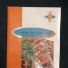Libros de segunda mano: THE SWISS FAMILY ROBINSON BY J.D. WYSS 2º ESO - BURLINGTON BOOKS 9789963479344. Lote 128836239