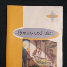 Libros de segunda mano: ROMEO AND JULIET BY SHAKESPEARE 4º ESO - BURLINGTON BOOKS 9789963461370. Lote 128836283
