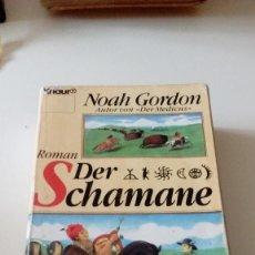 Libros de segunda mano: G-CAR69C LIBRO ROMAN DER SCHAMANE NOAH GORDON AUTOR VON DER MEDICUS EN ALEMAN. Lote 129315875