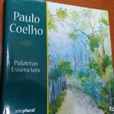 Libros de segunda mano: O MELHOR DE PAULO COELHO, PALAVRAS ESSENCIAIS. Lote 130067627