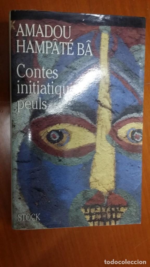 AMADOU HAMPATE BA, CONTES INITIATIQUES PEULS (Libros de Segunda Mano - Otros Idiomas)