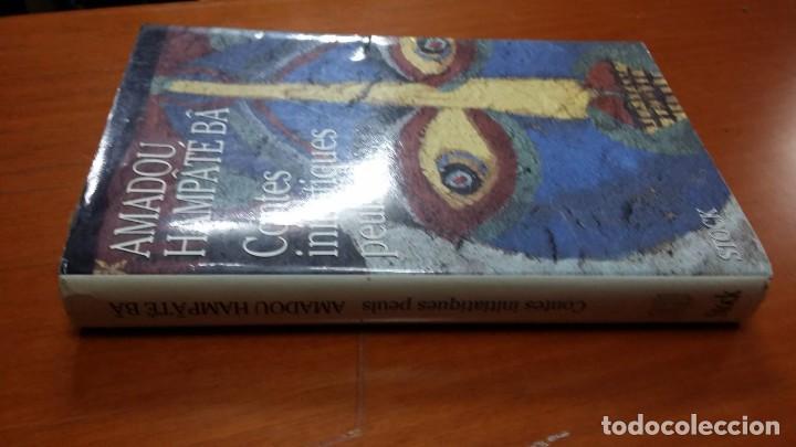 Libros de segunda mano: Amadou Hampate Ba, Contes initiatiques peuls - Foto 2 - 130086851