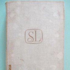 Libros de segunda mano: CASS TÍMBERLANE. A NOVEL OF HUSBANDS AND WIVES. SINCLAIR LEWIS. NEW YORK. 1945. Lote 130356826