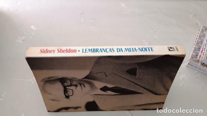 Libros de segunda mano: LEMBRANÇAS DA MEIA-NOITE (RECUERDOS DE MEDIA NOCHE). En lengua Portuguesa - SIDNEY SHELDON - Foto 3 - 130639638