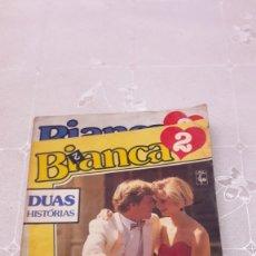Libros de segunda mano: BIANCA - 2 HISTORIAS DE AMOR - EN LENGUA PORTUGUESA.. Lote 130725414