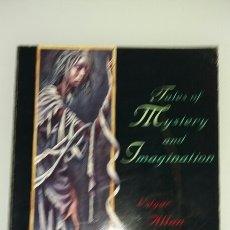 Libros de segunda mano: TALES OF MISTERY AND IMAGINATION. EDGAR ALLAN POE. 1995. Lote 130775547