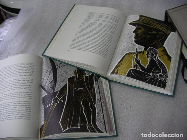 Libros de segunda mano: ESPECTACULAR - DE CESAR A MUSSOLINI - DOS VOLUMENES (CG3) EN ITALIANO - Foto 3 - 132213858