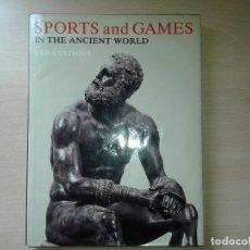 Libros de segunda mano: SPORTS AND GAMES 1984. Lote 132378726
