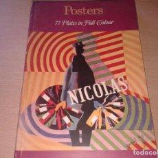 Libros de segunda mano: POSTERS, ATTILIO ROSSI, PAUL HAMLYN, 1966. Lote 133336194