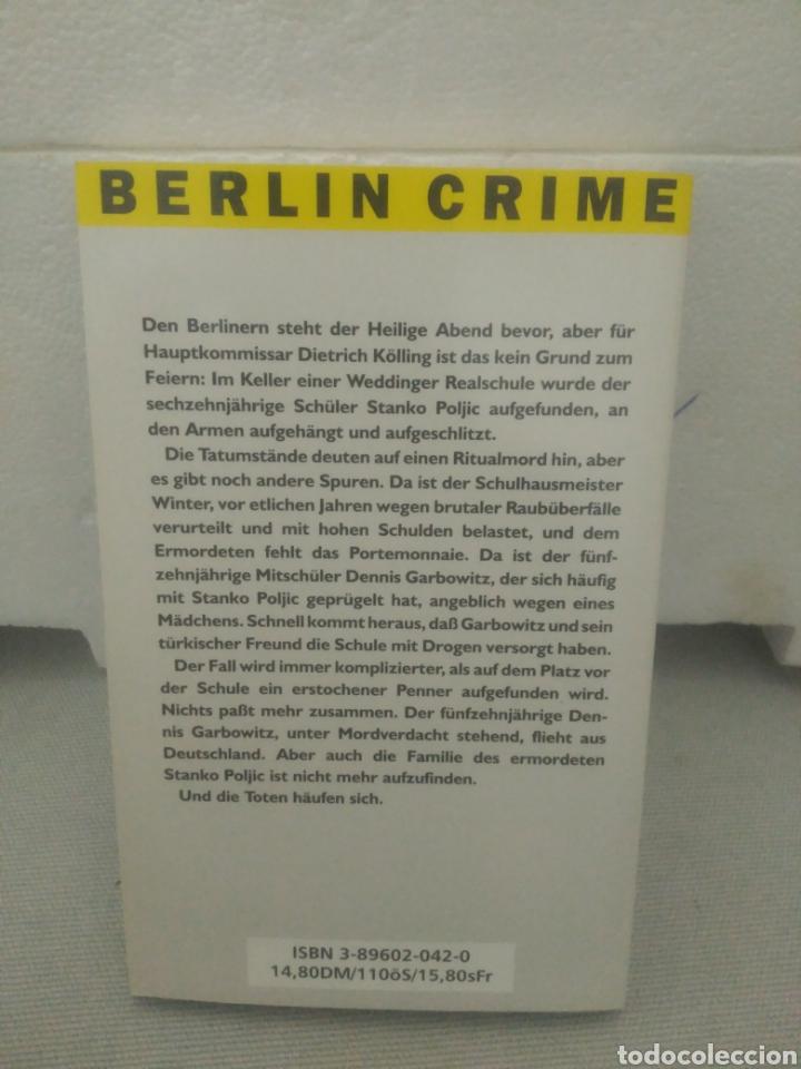 Libros de segunda mano: Dummer junge Toter Junge. Frank Goyke - Foto 2 - 135833586