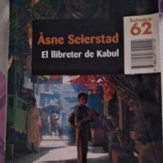 Libros de segunda mano: EL LLIBRETER DE KABUL. ÅSNE SEIERSTAD CATALÀ. Lote 136167690