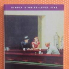Libros de segunda mano: THE LONG GOODBYE. RAYMOND CHANDLER. SIMPLY STORIES. LEVEL FIVE. 1991. PENGUIN. 92 PÁGINAS. . Lote 136600286