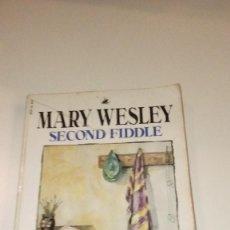 Libros de segunda mano: G-PC13CP LIBRO EN INGLES MARY WESLEY SECOND FIDDLE . Lote 137277326