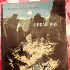 Libros de segunda mano: LIBRO EN FRANCES DE E.A. POE HISTORIAS EXTRAORDINARIAS CON PROLOGO DE ALFRED HITCHCOCK. Lote 139165794
