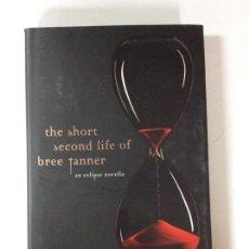 Libros de segunda mano: THE SHORT SECOND LIME OF BREE TANNER. Lote 139204180