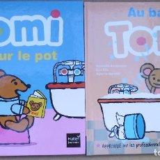 Libros de segunda mano: LIBRO EN FRANCES; 2 LIBROS INFANTILES DE TOMI Nº131. Lote 139480626