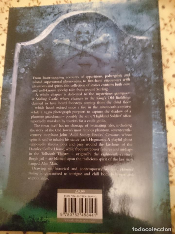 Libros de segunda mano: HAUNTED STIRLING - DAVID KINNAIRD -EN INGLES - Foto 2 - 139551454