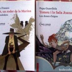 Libros de segunda mano: LOTE LIBRO 2 DE PEPA GUARDIOLA Y JOSEP FRANCO EN VALENCIANO. Lote 139929946