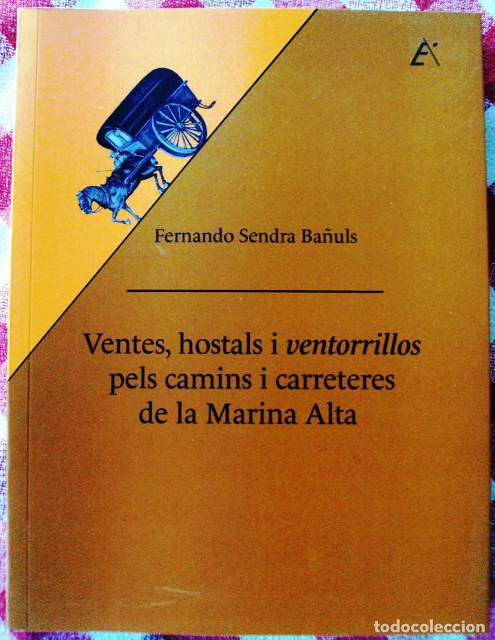 LIBRO FERNANDO SENDRA VENTAS Y HOSTALILLOS A LA MARINA (Libros de Segunda Mano - Otros Idiomas)